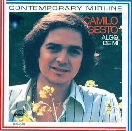 Algo De Mí, CAMILO SESTO, Original CD