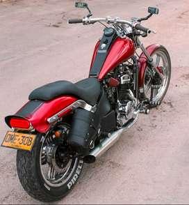 Regal Raptor Spyder 300 chopper custom moto