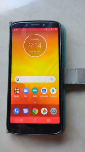 Vendo Motorola Moto e5 play