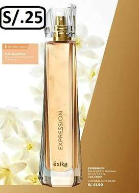 Perfume Expression de ESIKA