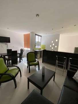 Apartamento amoblado duplex en Cúcuta