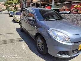 Renault Sandero 2013 ganga cambio