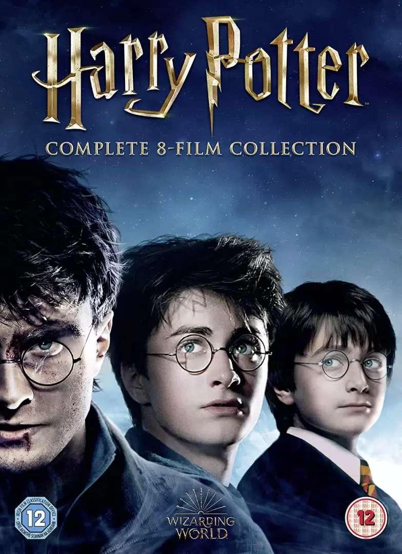 Cronología Bluray harry potter