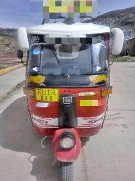 Moto taxi Torito Bajaj