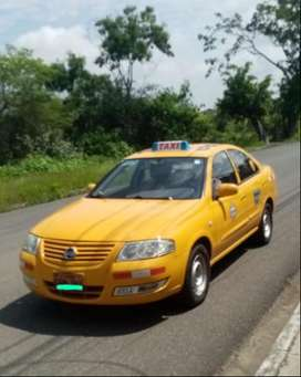 Taxi en venta Nissan Almera 2010