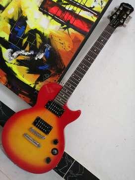 Guitarra eléctrica epiphone les paul special ii excelente estado