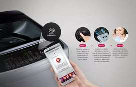 Vendo o cambio LG TURBODRUM 40LB smart