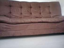 sofá cama tres posiciones