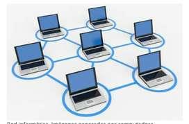 Instalación de equipos en red: Impresoras, computadores, televisores equipos médicos configuración y Reparación