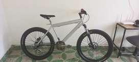 Bicicleta Rin 26 con freno de disco y más