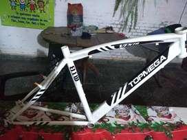 Cuadro de bicicleta Topmega