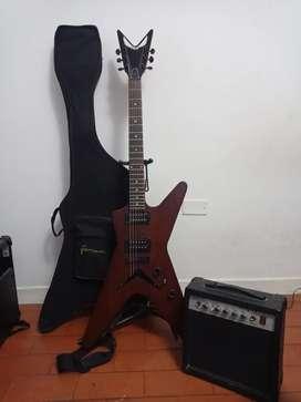 Combo Guitarra Dean MLX