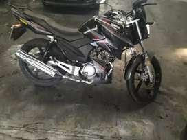 Vendo Yamaha YBRZ 125cc 2018