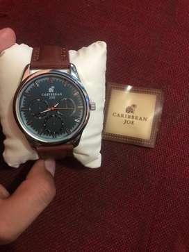 Reloj Caribbean Joe ( negociable )