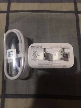 Vendo cargador original de huawei