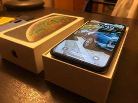 Iphone Xs Max 64gb liberado. Caja completa