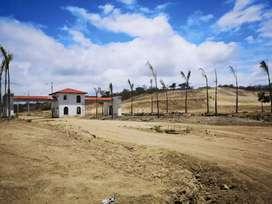 LOTE DE 1.000 METROS CUADRADOS, EN QUINTAS RANCHO SPONDYLUS EN MANABÍ, 100 USD DE ENTRADA FIRMAS CONTRATO, S1
