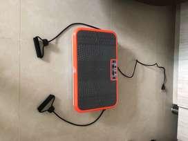 Plataforma vibratoria Power Fit smart