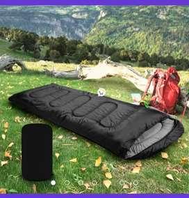 Bolsa de dormir camping 1 persona