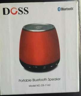 Parlante Bluetooth Dossav
