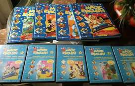 Magic english . Libros y dvd