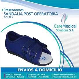 Sandalia Post Operatoria COLTEX Ortopedia Care Medical