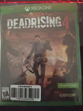 Deadrising 4 Xbox One Nuevo