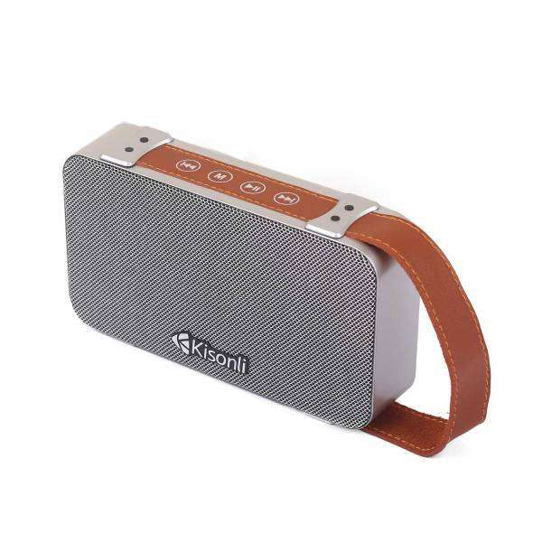 Parlante Kisonli Bluetooth Inalámbrico Radio Ref. S7