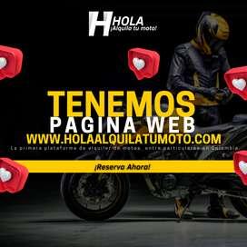 ALQUILER DE MOTOS 24 HORAS
