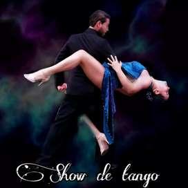Baile Show de tango Campeones Nacionales y Finalistas Mundiales en Buenos Aires