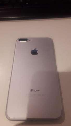 Vendo iphone 7plus de 128gb