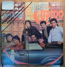 disco vinilo Uquerido cupido invencible