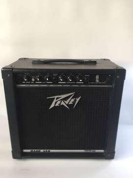 magnifico amplificador original marca Peavey Rage 158 como nuevo!!