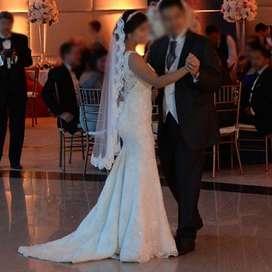 Vestido de novia - Alta costura