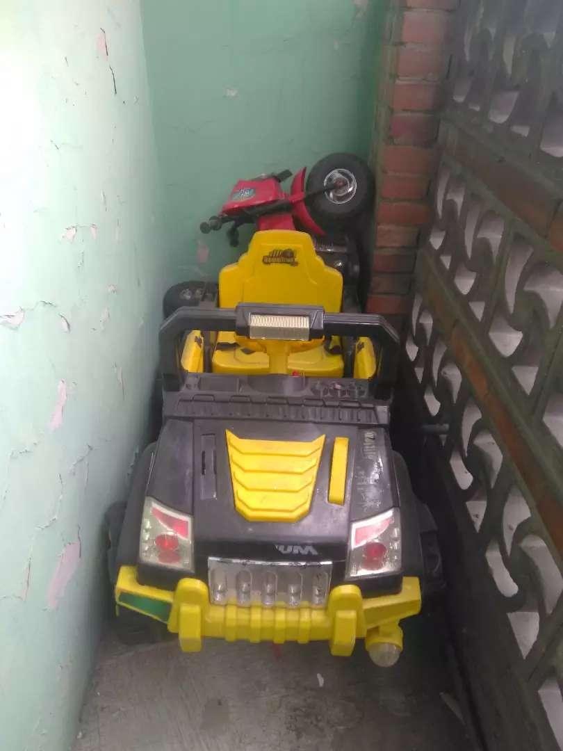Carro electrico, para nino 0