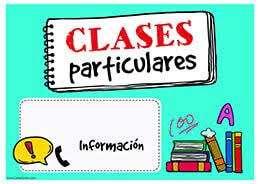 CLASES VIRTUALES/PRESENCIALES: INGLÈS/LENGUA