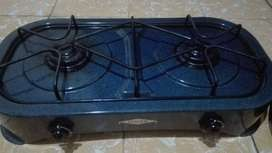 se venden  estufa y licuadora