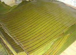 Hojas de Platano para Tamales / Hallacas