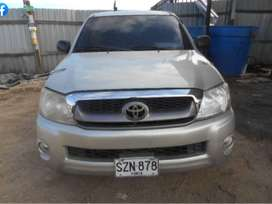 Toyota Hilux 2011 4x4  pública