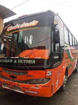 Vendo bus quininde con derecho y acciones