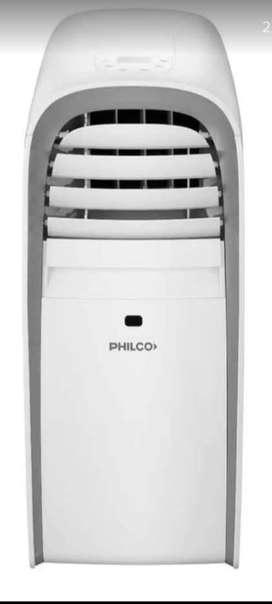 Liquido aire acondicionado portátil Philco! En caja, casi nuevo!