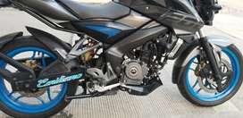 Moto Pulsar NS 200 FI ABS $3800