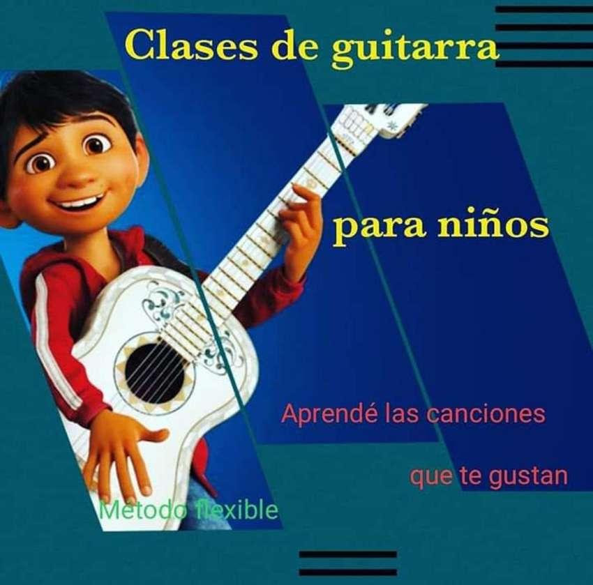 Clases de Guitarra para Niños 0