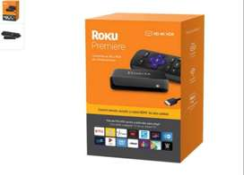 Roku Premiere 4k Hdr - Convertidor A Smart Tv