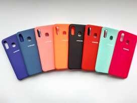 Case De Samsung, De Silicona Original (todos Los Modelos)