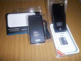 Vendo funda batería Iphone 4/4s y 5G.
