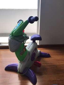 Bicicleta juego - estatica