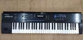 Piano Roland juno D