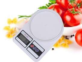 Nueva pantalla LCD Digital 10 kg/1g electrónica balanza comida Cocina