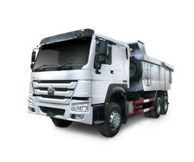OCASION VOLQUETE GNV 6x4 SINOTRUK HOWO